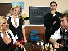 Brooklyn's Caught Cheating While Playing Chess And Gets Punished For It
