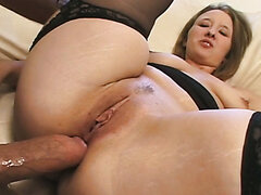 Naughty Blonde Prefers Anal Banging. Part 2