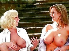 Two Stunning Housewives Keylee & Paige Talk About Fucking
