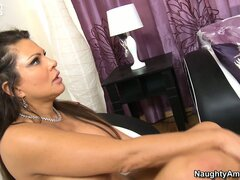 Teri Weigel tells him enough is enough, it is time for you to fuck me