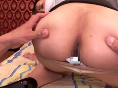 Office Teen Fucked By Her Boss In Ripped Pantyhose