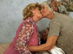Grannies verses hotties...