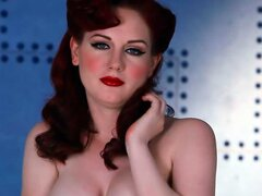 Angela Ryan in American Pinup
