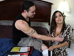 Francesca Le is glad that she gets to show her talent at her interview