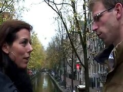 Real dutch whores pleasing a tourist