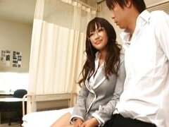 Kirara Kurokawa lovely Asian teacher