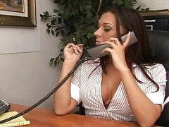 My sexy ass boss Rachel called me into her office