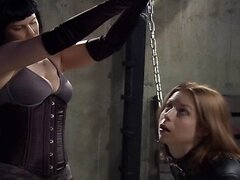 Bondage Sex Movie -  Punishment from Below (Pt 1)