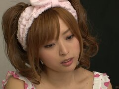 Yuu Namiki cute Asian girl, who is addicted to sex