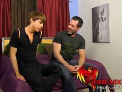 Kyler Moss & Mike Manchester - Daddy's Willing to Sneak Around for his Boy!