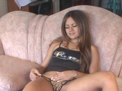 Sweetie is horny and eager