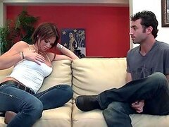 Quiet Guys Can Get Laid with MILF Rhylee Richards Too
