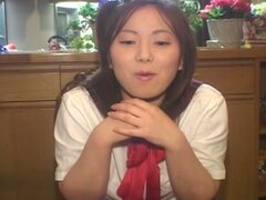 Japanese hot babe loves pumping this horny guy