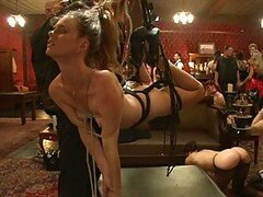 Sinful Sluts get Tortured For The Sake Of BDSM Fun