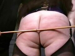 Hardcore English Caning...