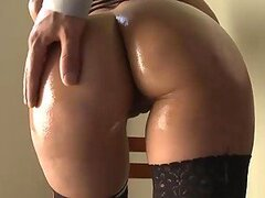 Drilling Shy Love s Perfect Ass...