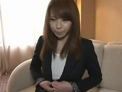 Sexy Asian MILF Sumire Matsu Gets Fucked During a Job Interview