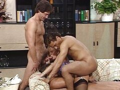 Amanda Shear - Lady Gangbanged by Gentlements