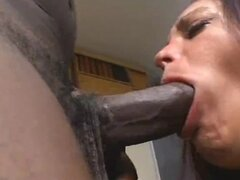 NOISEY HOT MILF LOVES BLACK COCK
