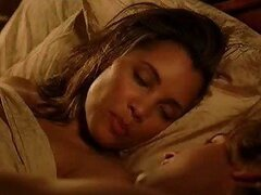 Incredibly Hot Michael Michele Laying Sexy On a Bed After Sex