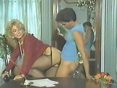 Horny Milfs Fucking A Hard Cock In A Hot Vintage Video