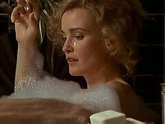 Heart-Stopping Retro Star Jessica Lange Flashes Her Bush and Knockers