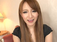 Japanese lady Shirosaki Mai is having sex
