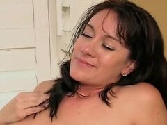 Horny over 40 In Bathroom