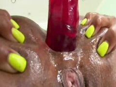 Ebony,Anal,Toys,Bubble Butt,Straight Porn,HD Movies