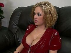 Sex Audition From A Blond With Big Tits
