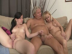 Old and young amateur sex