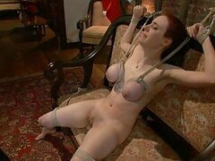 Sexy Femdom Fun With Hot Lesbians And Strapons
