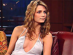 Stunning Celeb Mischa Barton Appears on TV in Amazingly Hot Dress