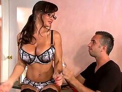 The Best Therapy For Lisa Ann Is Having Sex with Big Cocks