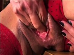 mature woman used by two guys