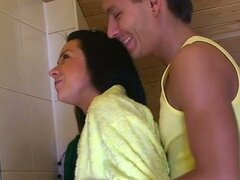 Real Amateur Couple Having Awesome Sex in the Morning