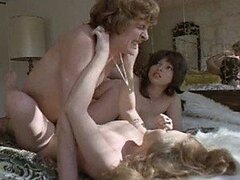 Cyndee Summers and Rene Bond Get Banged In a Wild Vintage Threesome