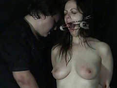 Extreme Needle Torture of Amateur Slavegirl Beau