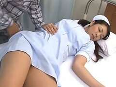 Kinky Nurse Gets Fucked By A Hospital Patient