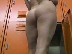 Locker-room hidden vids