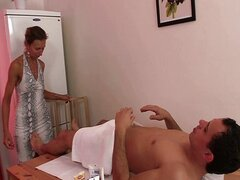 A Very Happy Ending For A Massage 1
