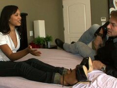 Psychotherapist rhianna ryan foot-fetish therapy