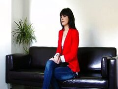 Jb Slim Girl Comes In For A Casting - Carol V