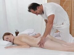 Massage Rooms - Deep and intense fuck