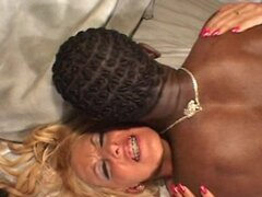 Hot Young Blonde Gets Creampied by BBC #3.elN