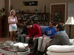 Amazing Hardcore Sex In Big Bang Theory Parody