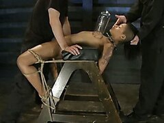 Skin Diamond Day Three YL Slave Ransom Sexual Training
