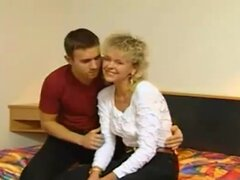 Young German Guy Fuck Mature Woman part 1 of 2