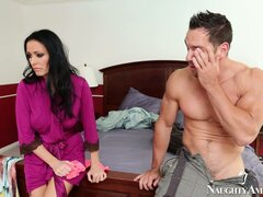 Vanilla DeVille gets rid of her panties and plans to ride that cock to exhaustion