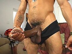 Sexy Castro loves Playing with His Long and Veiny Cock